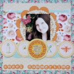 Sweet Summertime by Kelly Klapstein June Sketchy Challenge