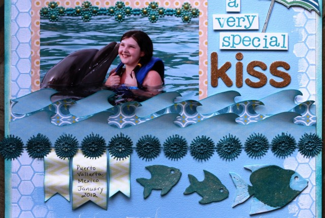 a very special kiss