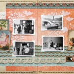 Graphic 45 June layout Sketchy Challenge May 2013