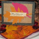Thanksgiving place card for CS blog Tues with TEam