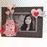 Jar of Hearts Photo Frame