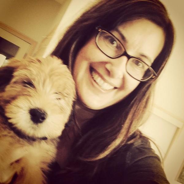 blog puppy
