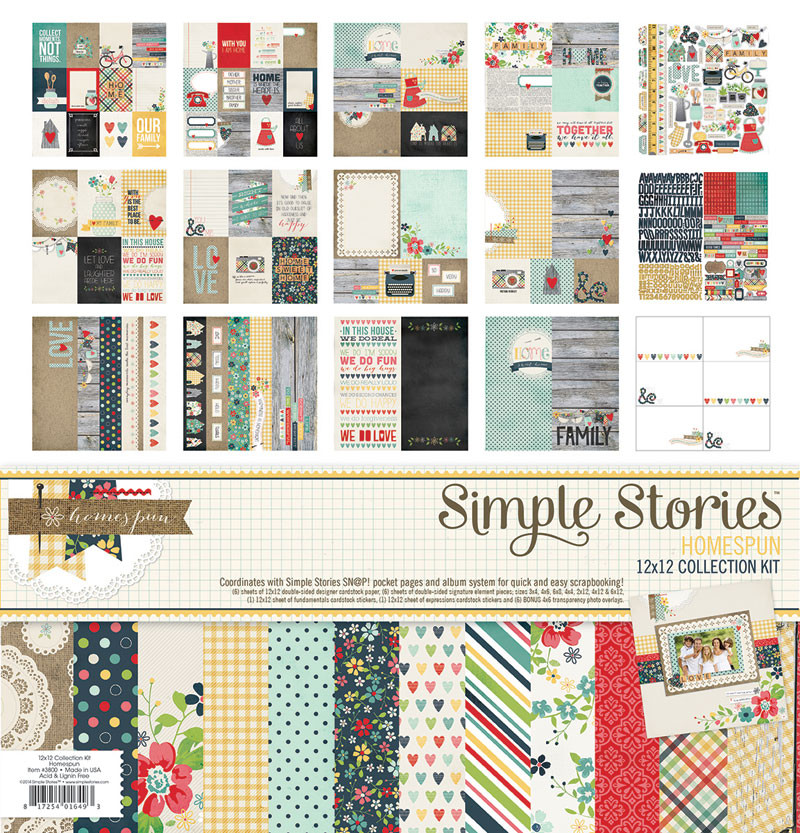 simple stories homespun