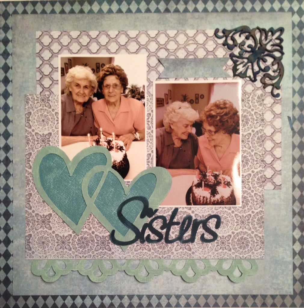 sisters fabscraps