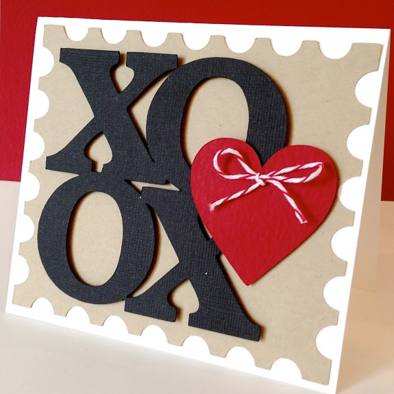 @kellycreates @bazzillbasics #Valentine #heart #cardstock #ScanNCut #Brother