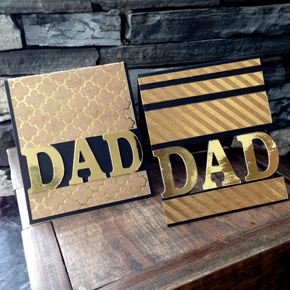 @kellycreates @bazzillbasics #cardstock #card #fathers #day