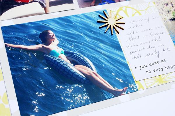 @kellycreates @bazzillbasics #create #magazine #scrapbooking #card #pinkpaislee