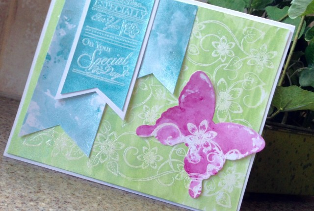 @kellycreates @cdnscrapbooker #card #clearsnap #heartfeltcreations