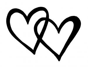 hearts entwined kellyklapstein