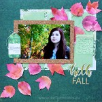@kellycreates @cdnscrapbooker #fall #tombowusa #brotherscanncut #watercolour