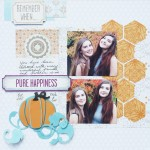 @kellycreates @cdnscrapbooker #scrapbooking #fall #layout #creativememories