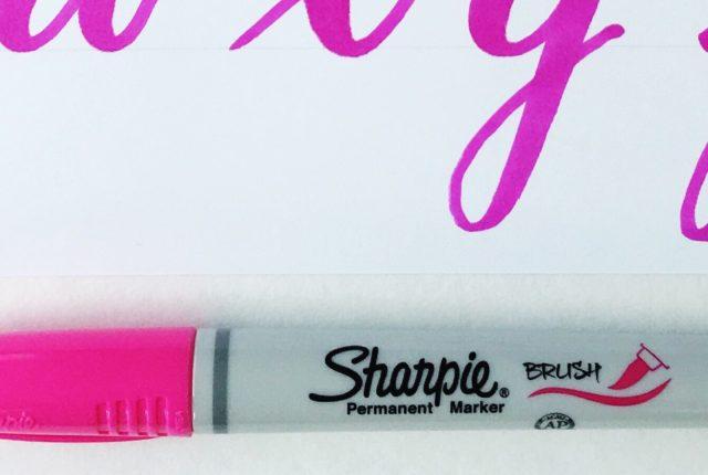 sharpie 2