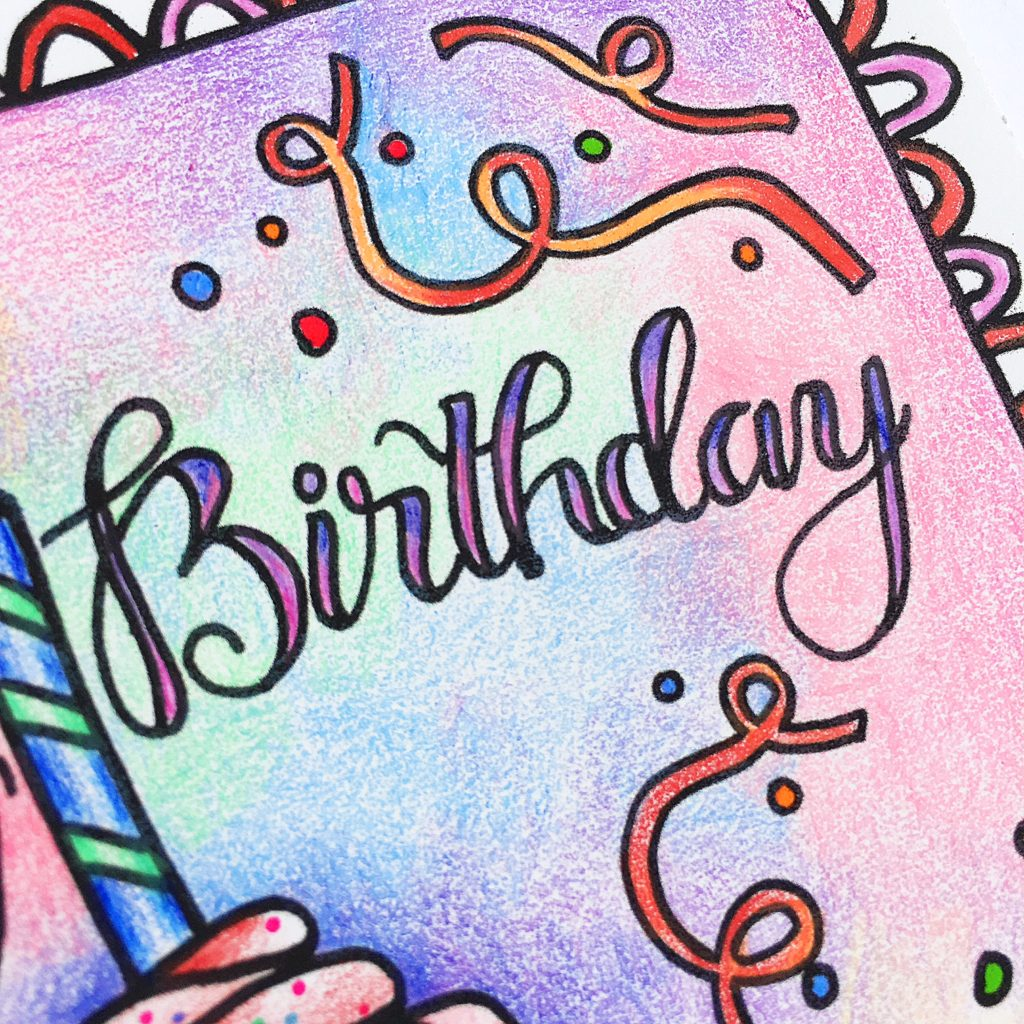 @kellycreates @tombowusa #irojiten #colouring #coloring #birthday #card #freebie #download #printable #free