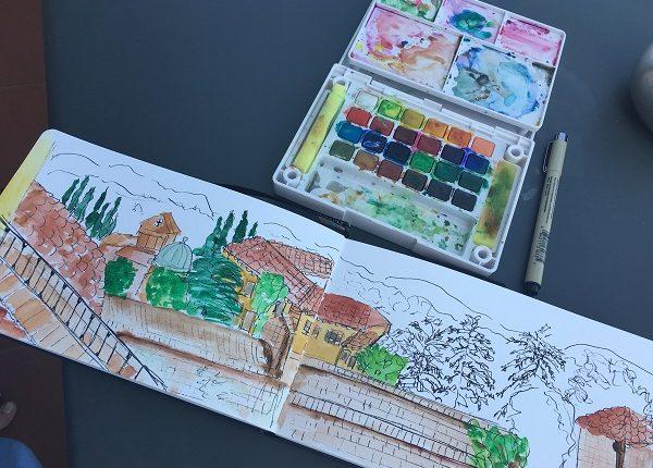@kellycreates #tuscany #siena #italy #italia