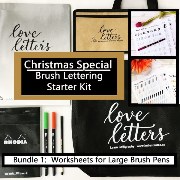 @kellycreates #learn #brushlettering #calligraphy #worksheets #templates #practice #guides #tracing #alphabet