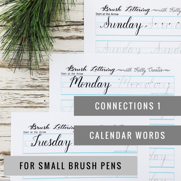 @kellycreates #calligraphy #learn #practice #guides #tracing #templates #words #alphabet #writing #script #worksheets