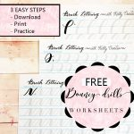 FREE Bouncy Drills --- 22 pages and you can download and print today! YAY!