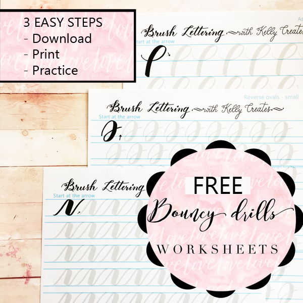These Tracing Templates FREE Bouncy Drills 22 Pages And You Can Download Print Today