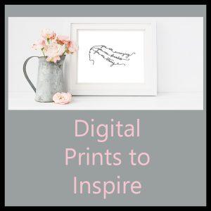Voices - Digital Prints