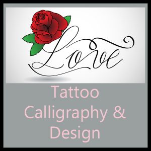 Tattoo Calligraphy