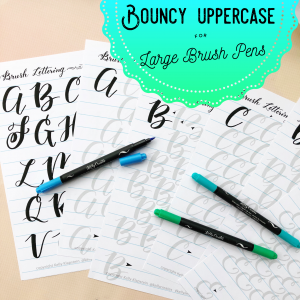 hand lettering – Kelly Creates