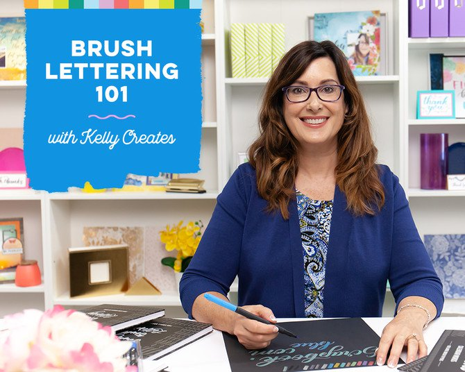free workshop calligraphy and brush lettering online learn how to use a brush pen and more!