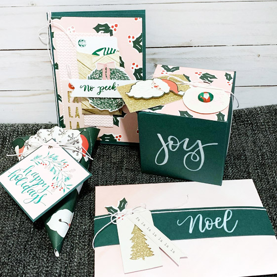Really CUTE diy gift card holders to make for any time of year www.kellycreates.ca