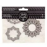 Kelly Creates Mandala Stamp Set