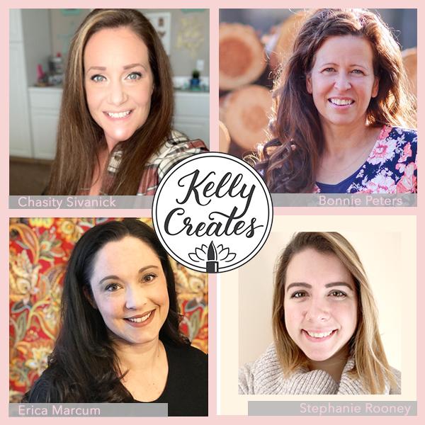 Kelly Creates Dream Team designers www.kellycreates.ca 2019