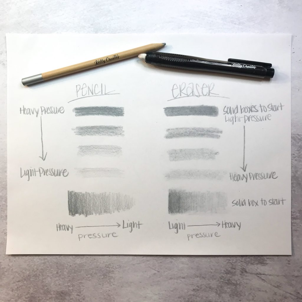 New blending techniques with brush pens and hand lettering www.kellycreates.ca