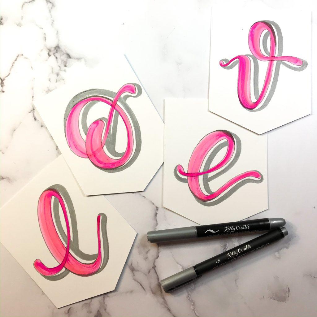 cutest DIY Valentines day love banner tutorial www.kellycreates.ca