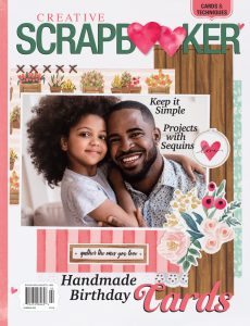 Creative Scrapbooker magazine POC