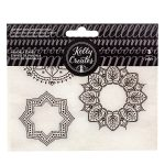 mandala stamp set Kelly Creates