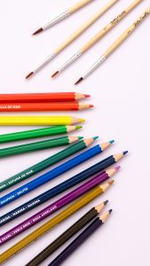 Kelly Creates Paradise Watercolor Pencils