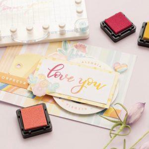HSN Kelly Creates stamp kit www.kellycreates.ca