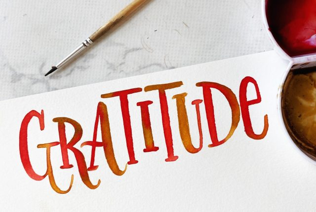 Gratitude thanksgiving free printable template for practicing lettering www.kellycreates.ca